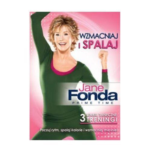 Jane fonda - wzmacniaj i spalaj (płyta dvd) (5905116012174)