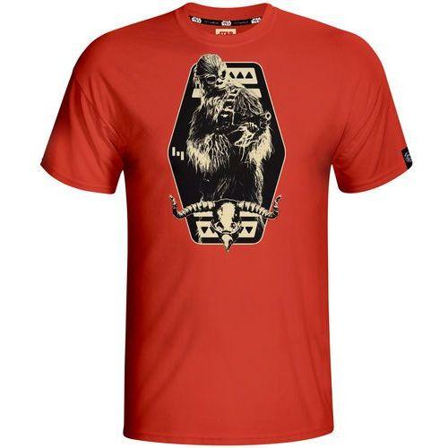 Good loot Koszulka star wars wookie męska (rozmiar xl) czerwony + zamów z dostawą jutro!