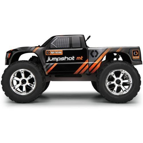 Jumpshot mt 1/10 2wd electric monster truck marki Hp