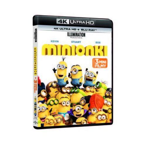 Minionki 4k (2bd) marki Filmostrada
