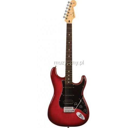 Fender fsr standard stratocaster hss rw cnd red gitara elektryczna