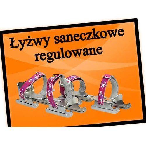 Łyżwy saneczkowe Nils ze sklepu AllForYou.pl