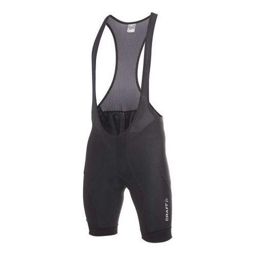 Craft move bib shorts - męskie spodenki rowerowe (czarny)