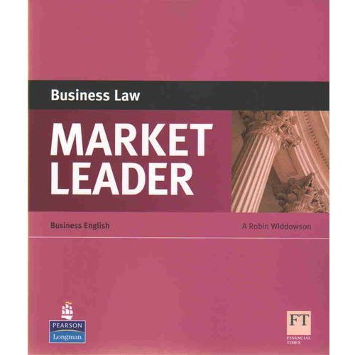 Market Leader Business Law, Pearson