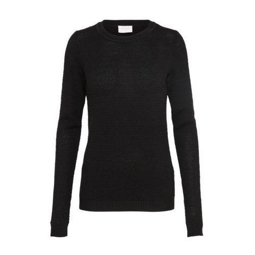 vichassa sweter black marki Vila