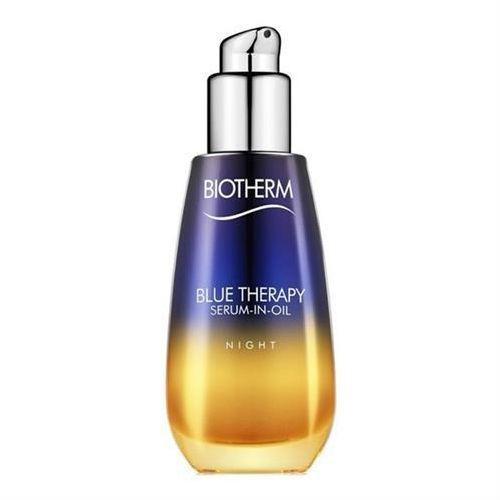 BIOTHERM Blue Therapy Serum In Oil Night kosmetyki damskie - krem przeciwzmarszczkowy na noc 30ml - produkt z kategorii- kremy na noc