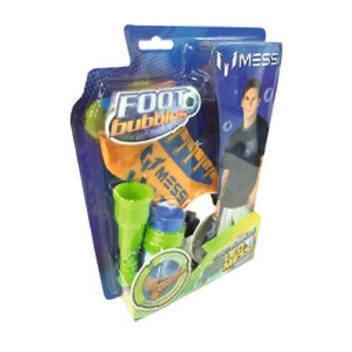 Trefl Bańki mydlane messi footbubbles starter pack kurier