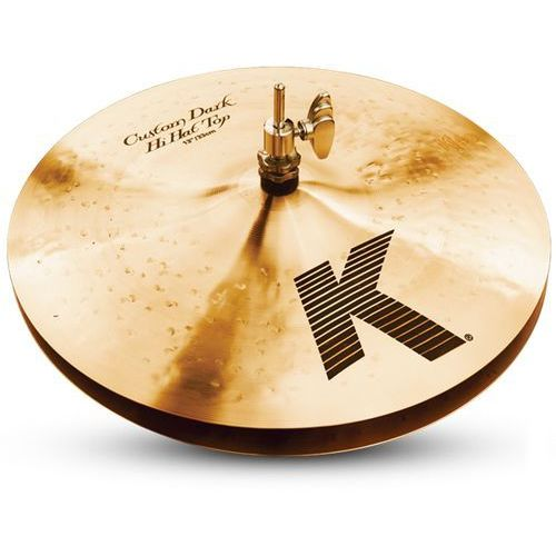 Zildjian k custom dark hh 13""