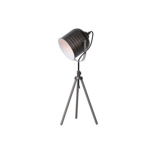 Lucide Lampa stołowa Siwy, 1-punktowy - Nowoczesny - Obszar wewnętrzny - Lucide - Czas dostawy: od 4-8 dni roboczych (5411212711786)