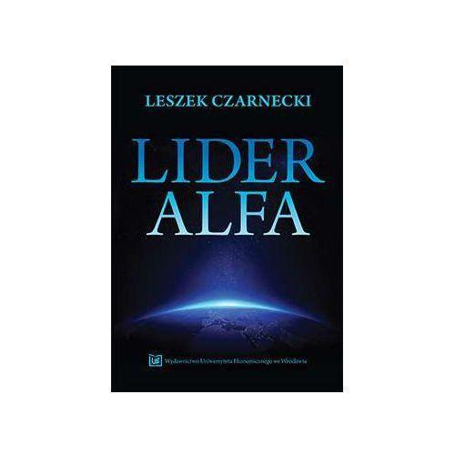 LIDER ALFA (9788376956688)