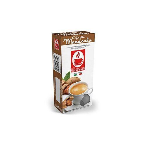 Kapsułki do Nespresso* MIGDAŁ/MANDORLA 10 kapsułek - do 18% rabatu przy większych zakupach oraz darmowa dostawa (8055742995840)