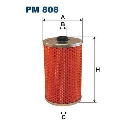 Filtron 808t pm filtr paliwa autosan,jelcz,ikarus (5904608008084)