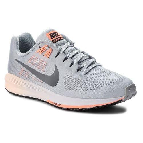 6e97ae34f02ae7 Nike Buty - air zoom structure 21 904701 008 wolf grey dark grey 379