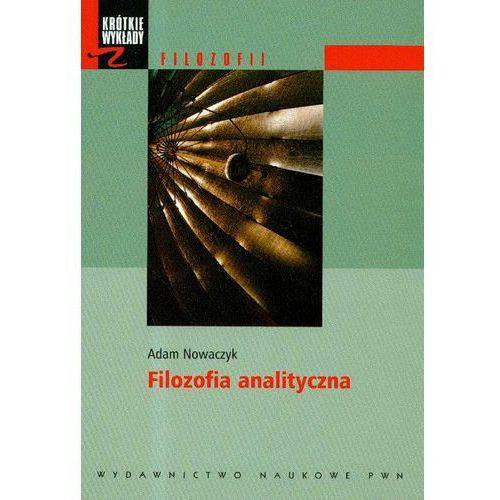Filozofia Analityczna, oprawa miękka