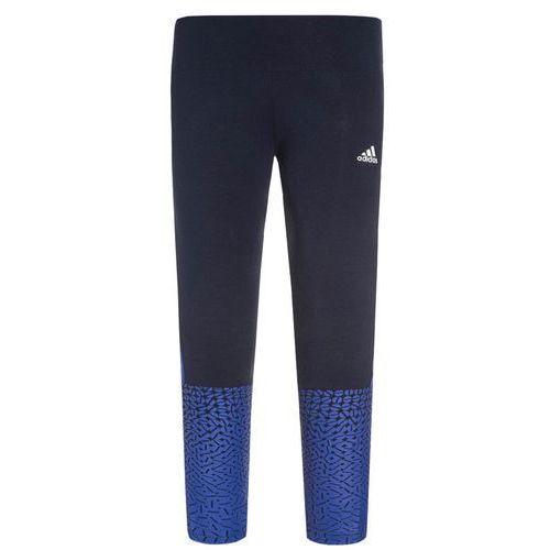 adidas Performance Legginsy collegiate navy/bold blue/ice blue (legginsy dziecięce) od Zalando.pl