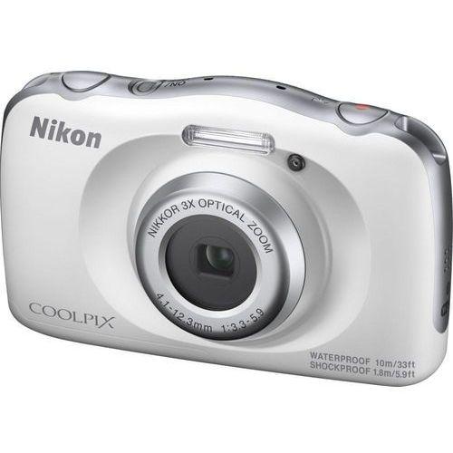 Nikon aparat fotograficzny Coolpix W150 White Backpack Kit