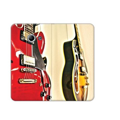 Flex Book Fantastic - Samsung Galaxy Xcover 3 - pokrowiec na telefon - gitara, kup u jednego z partnerów