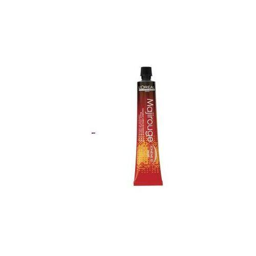 L'Oreal Majirouge (W) farba do włosów 4.65 50ml + próbka perfum gratis, L'oreal