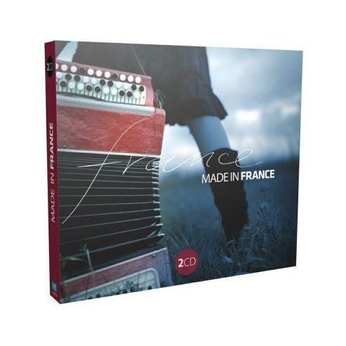 Made in france (digipack) - różni wykonawcy (płyta cd) marki Luna