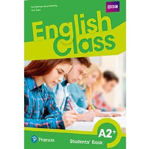 English Class A2+. Klasa 7 Podręcznik Wieloletni (2017)