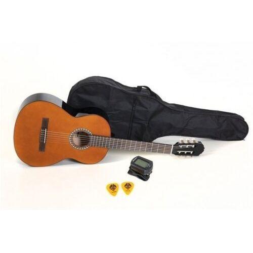 Gewa (ps510180) gitara koncertowa vgs basic set 4/4 orzech