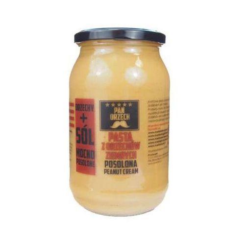 Pan orzech 900g pasta z orzechów ziemnych z dodatkiem soli