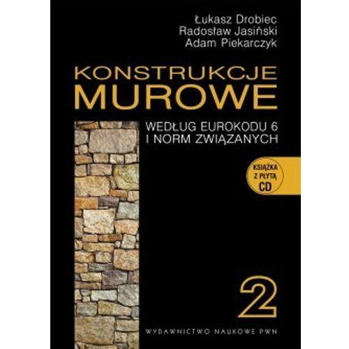 Konstrukcje murowe według Eurokodu 6 i norm związanych Tom 2 - Dostępne od: 2014-09-10, Wydawnictwo Naukowe PWN
