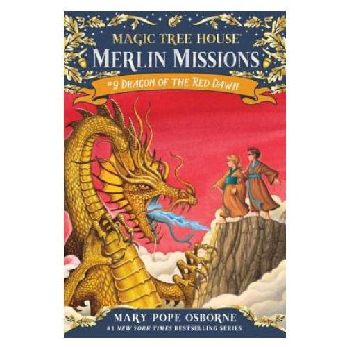 Magic Tree House Merlin Mission #9: Dragon of the Red Dawn (108 str.)