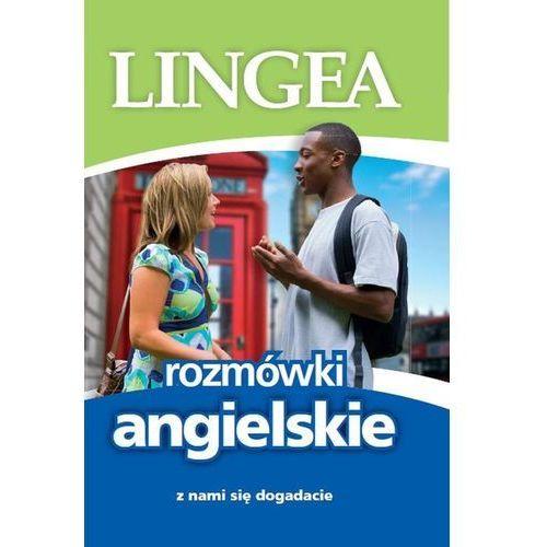 Rozmówki angielskie, Z nami się dogadacie. Wyd. 4 - Opracowanie zbiorowe (2017)