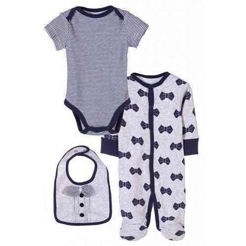 Komplet niemowlęcy bawełniany 5w3425 marki 5.10.15.
