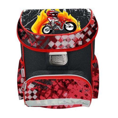 tornister / plecak szkolny dla dzieci / motorbike - motorbike marki Hama