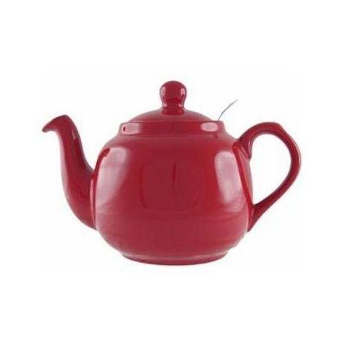 London pottery farmhouse filter dzbanek do herbaty, z filtrem, 1,2 l, czerwony (5017039142972)