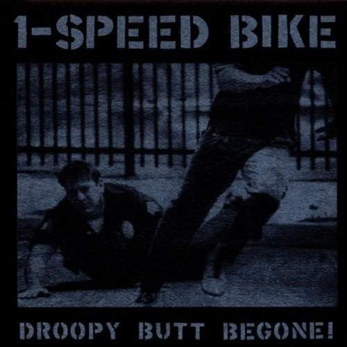 1-Speed Bike - Droopy Butt Begone !, 00048011