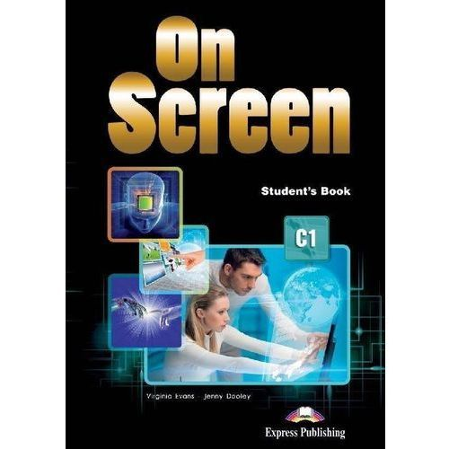 On Screen SB C1 - Jenny Dooley, Virginia Evans (9781471554667)