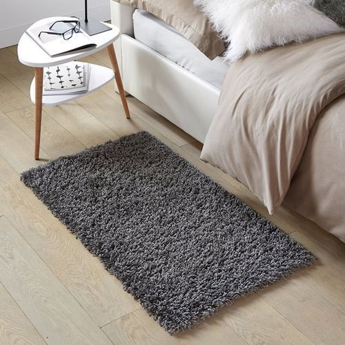 Kudłaty dywanik pod łóżko -Guraya., La Redoute Interieurs
