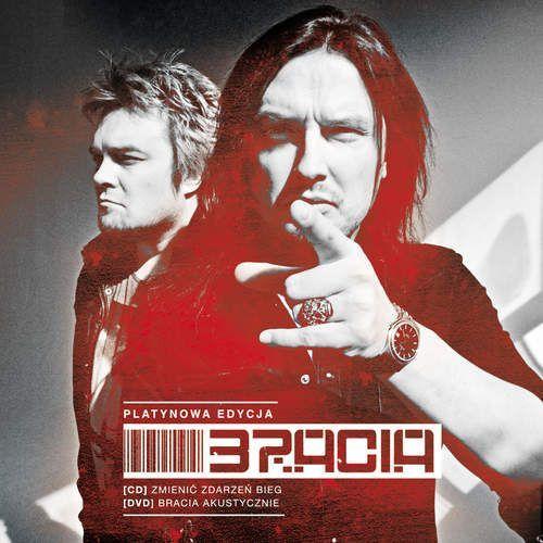 Zmienić zdarzen bieg. platynowa edycja - bracia (płyta cd) marki Sony music entertainment