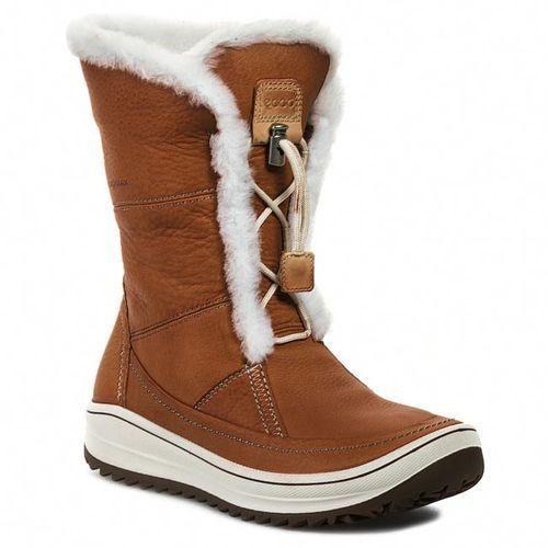 Śniegowce ECCO - Trace 83403301112 Amber