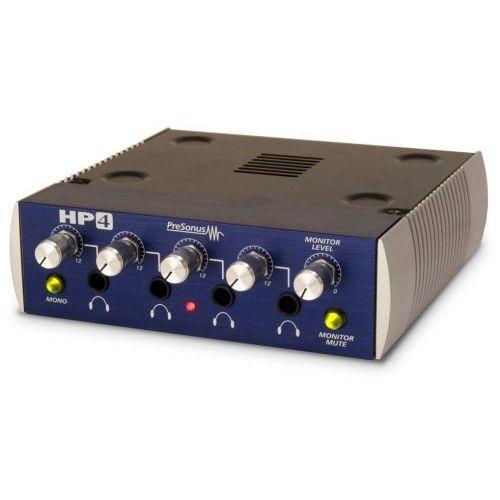 Presonus HP4 wzmacniacz słuchawkowy 4-kanałowy