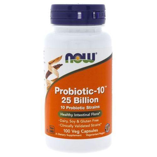 Kapsułki Now Foods Probiotic-10 (Probiotyk) 25 miliardów - 100 kapsułek