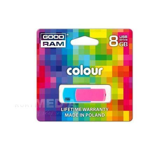 Pamięć GOODRAM COLOUR 8GB - sprawdź w wybranym sklepie