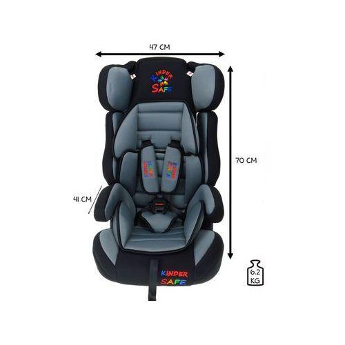 Fotelik samochodowy 9-36 kg KinderSafe Prestige GE-E