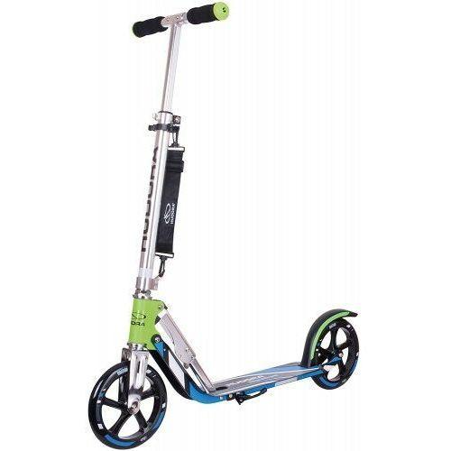 hulajnoga scooter big wheel 205 niebiesko-zielona 14750 marki Hudora