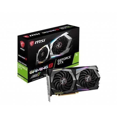 MSI Karta graficzna GeForce GTX 1660 Ti GAMING X 6G [GEFORCE GTX 1660 TI GAMING X 6G], GEFORCE GTX 1660 TI GAMING X 6G