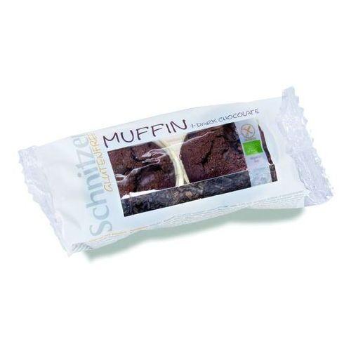 Ecor Muffinki z gorzką czekoladą bezglutenowe bio 140 g schnitzer