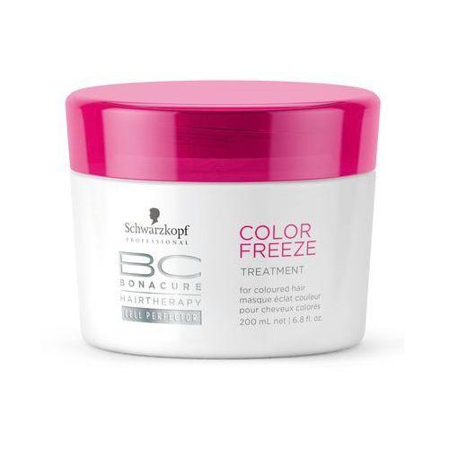 Schwarzkopf BC Color, maska intensywnie odżywiająca farbowane włosy 200ml