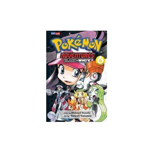 Pokemon Adventures: Black and White, Vol. 6 (9781421571812)
