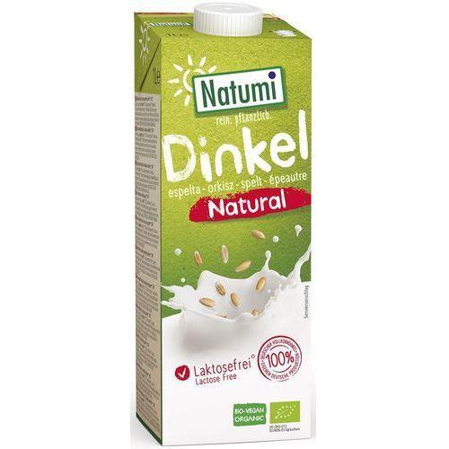 Mleko orkiszowe BIO 1L - Natumi, 4038375025027