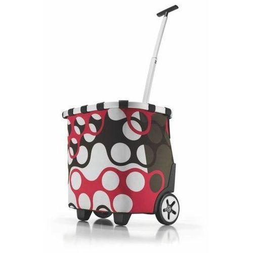 Wózek na zakupy Reisenthel Carrycruiser 40l, rings z kategorii wózki na zakupy