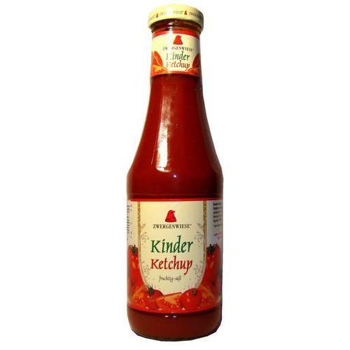 Ketchup dla dziec 500ml BIO (bezglutenowy) - Zwergenwiese, 4019736006145