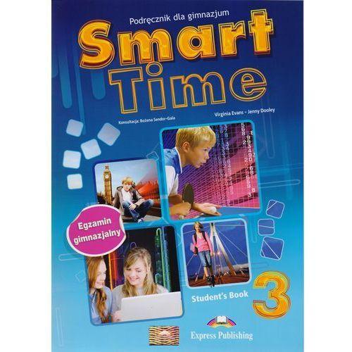 Smart Time 3 Język angielski Podręcznik z płytą CD + Smart Time Culture, oprawa broszurowa